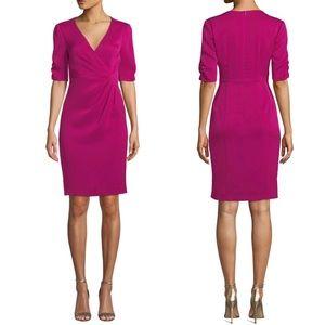 NANETTE LEPORE Carnival 3/4-Sleeve Sheath Dress